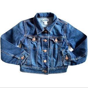 Old Navy Boys Button Front Jean Jacket